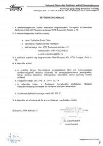 maxi_referencia_igazolás_gepjarmumatrica1